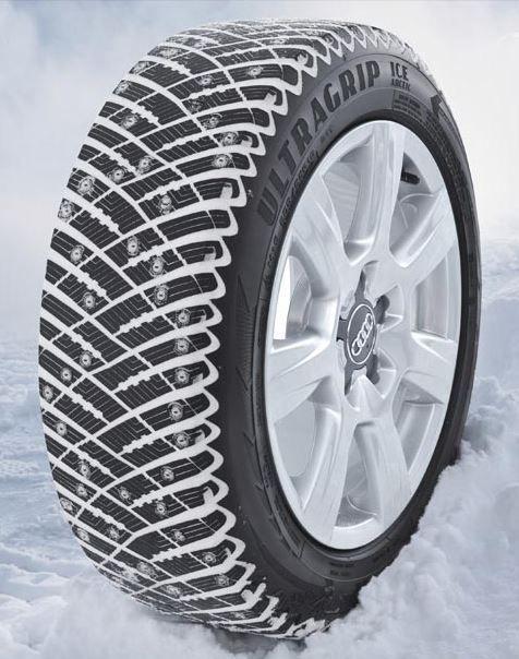 Automobilio padanga Goodyear UltraGrip Ice Arctic 205 50 R17 93T XL