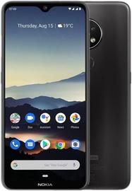 Mobilus telefonas Nokia 7.2 4/64GB Dual Charcoal