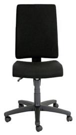 Black Red White Proxima EF019 Swivel Chair Black
