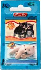 Herlitz Eraser Prety Pets 2PCS