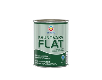 Kruntvärv Flat 0,9l