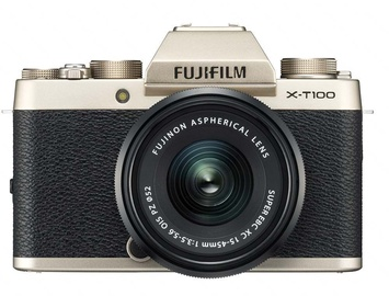 Fujifilm X-T100 + XC 15-45mm/f3.5-5.6 OIS PZ Gold