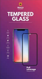 Mocco Full Face 5D Full Glue Screen Protector For Samsung Galaxy A40 Black