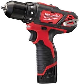 Milwaukee M12 BDD-202C Cordless Drill/Screwdriver