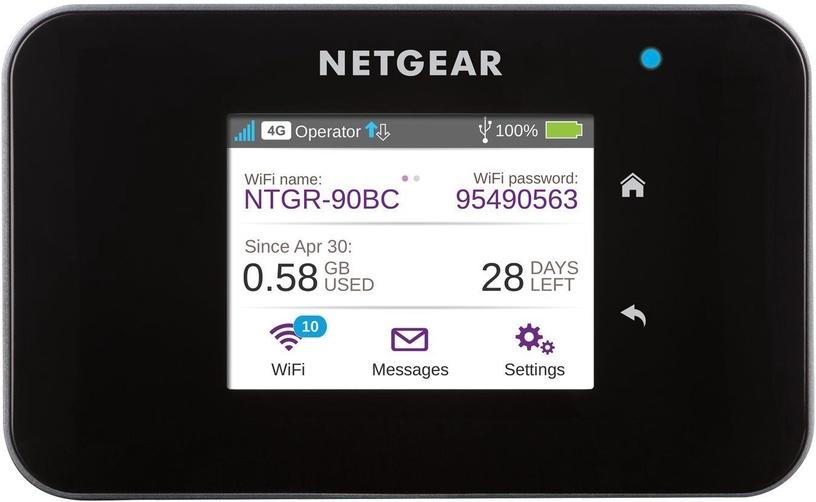 Maršrutizatorius Netgear AirCard 810S AC810-100EUS