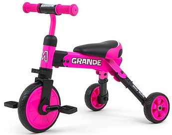 Triratukas Milly Mally Grande Ride On Pink