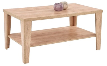 Kafijas galdiņš Halmar Manta, ozola, 1100x650x540 mm