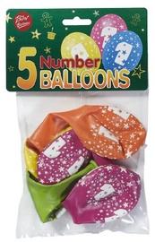 Viborg Balloons Number 1 5pcs 80506-1H