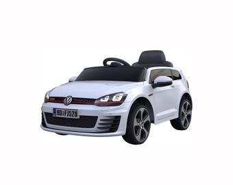 Akumuliatorinis automobilis VW Golf A7 GTI