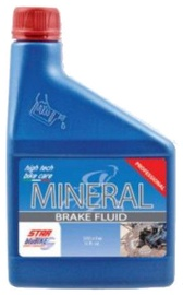 STAR bluBIKE Mineral Brake Fluid 500ml
