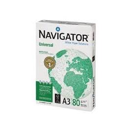 Kopijavimo popierius Navigator, A3, 500 lapų