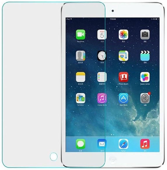 BlueStar Tempered Glass Extra Shock Screen Protector For Apple iPad Pro 9.7
