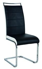 Signal Meble Chair H441 White Black