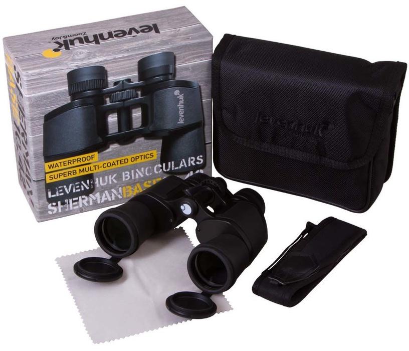 Levenhuk Sherman Base Plus 10x42 Binoculars
