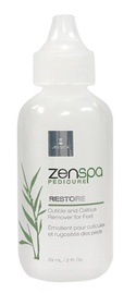 Jessica ZenSpa Restore Cuticle and Callous Remover for Feet 59ml