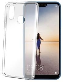 Screenor Bumper Back Case For Huawei P20 Transparent
