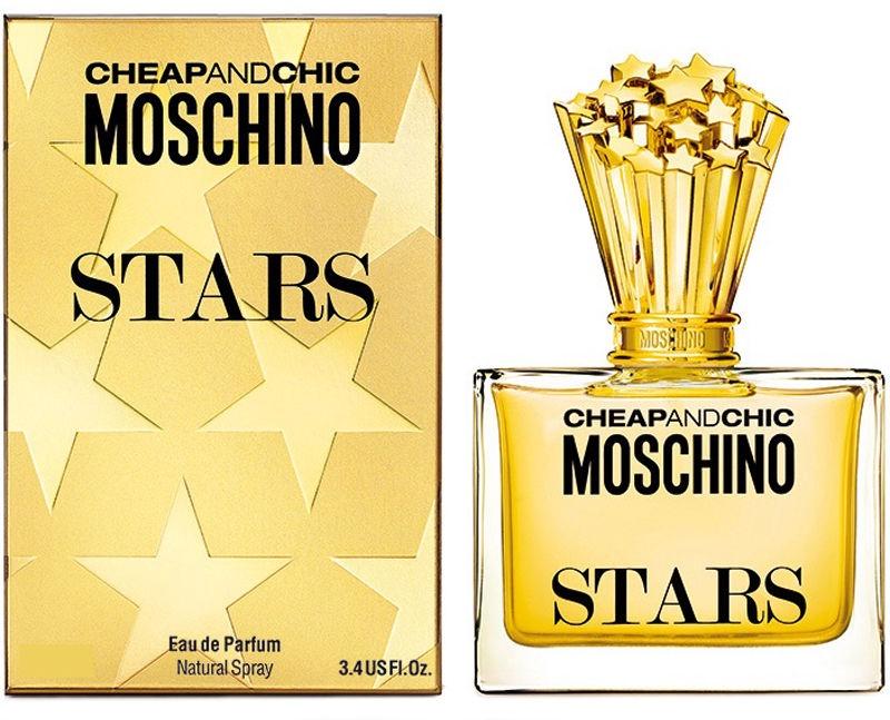 Parfüümvesi Moschino Stars 30ml EDP