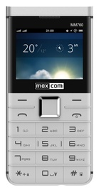 MaxCom MM760 Dual White