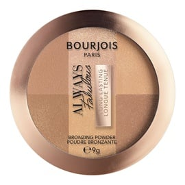 Bourjois Paris Always Fabulous Long Lasting Bronzing Powder 9g 001