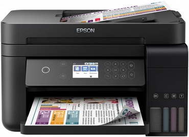 Multifunktsionaalne printer Epson ITS EcoTank L6170, tindiprinter, värviline
