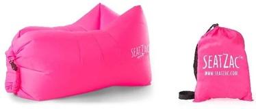 Piepūšams krēsls SeatZac Junior, rozā, 950x600 mm