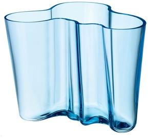 Iittala Alvar Aalto Collection Vase 160mm Light Blue