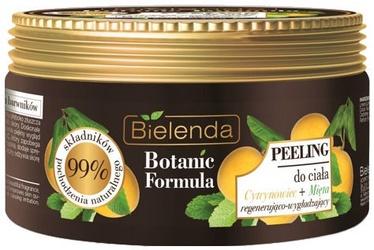 Kūno šveitiklis Bielenda Botanic Formula Lemon Tree + Mint, 350 g
