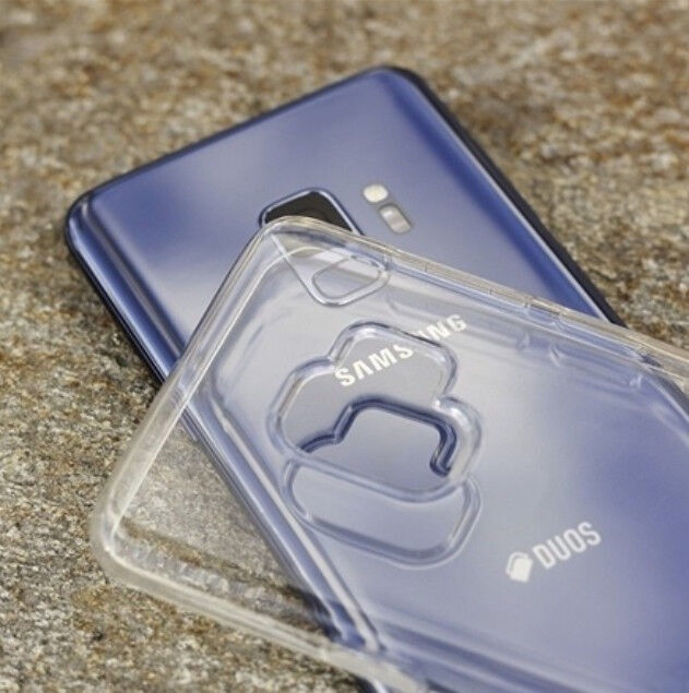 Чехол 3MK ClearCase Galaxy S20, прозрачный