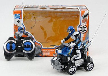 Tommy Toys Moto Chalenger Max MJ329R