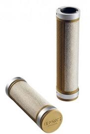 Brooks England Cambium Comfort Grips 130mm Brown