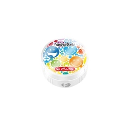 Herlitz Canister Sharpener SmileyWorld Rainbow 50001941