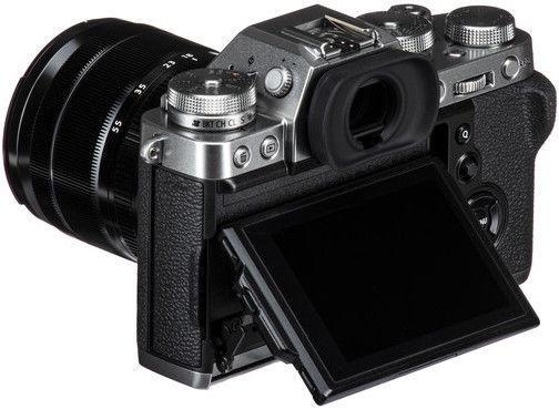 Fujifilm X-T3 + XF 18-55mm 2.8-4 + XF 55-200mm f/3.5-4.8 R LM OIS Silver