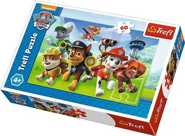 Trefl Puzzle Paw Patrol Ready To Action 60pcs 17321