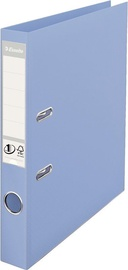 Esselte No.1 Solea Lever Arch File PP 5cm Light Blue