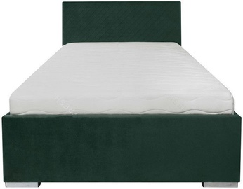 Black Red White Syntia 120 Bed Riviera/Green