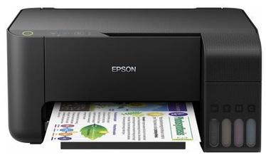 Multifunktsionaalne printer Epson L3110, tindiga, värviline