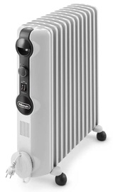 DeLonghi Oil Filled Radiator TRRS 1225 Light Gray