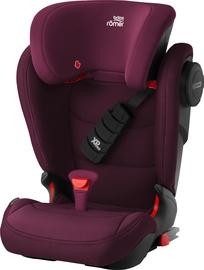 Automobilinė kėdutė Britax Kidfix III S Burgundy Red, 15 - 36 kg