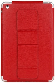 Thermaltake Luxa2 Lucca Leather Stand Case For Apple iPad Mini Red