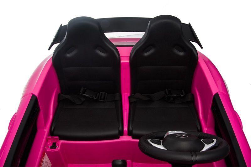 Akumuliatorinė mašina Ocie Benz GTR 8170022AR Pink