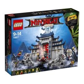 Konstruktorius LEGO Ninjago, Galingiausiojo ginklo šventykla 70617