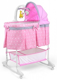 Milly Mally Sweet Melody Cradle Pink