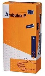 Рабочие перчатки Matopat Ambulex Latex Powder Free Gloves XL 100pcs