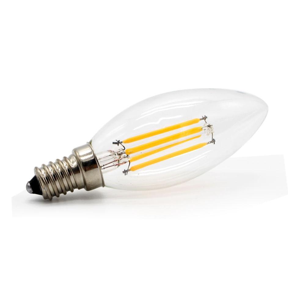 c095820580d LEMP LED B35 4W E14 830 FL 350LM 15KH