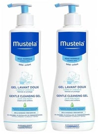 Mustela Normal Skin Gentle Cleansing Gel 2x750ml