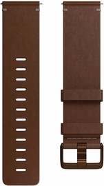 Fitbit Versa Horween Leather Band Cognac Small