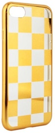 Mocco ElectroPlate Chess Back Case For Samsung Galaxy A5 A520 Gold
