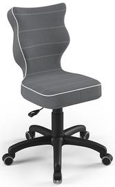 Детский стул Entelo Petit Size 3 JS33, серый, 300 мм x 775 мм