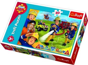Trefl Puzzle Fireman Sam 30pcs 18244