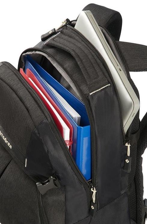 "Samsonite Notebook Backpack Rewind For 15.6"" Black"